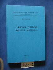 Enrico Barone I GRANDI CAPITANI DELL'ETà MODERNA
