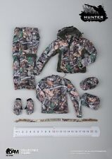 DAM Toys REALTREE CAMO HUNTING Clothing Set 1/6 RT002