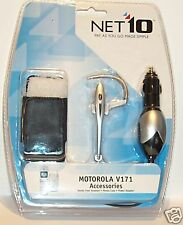 Motorola Accessories kit for the use with the NET 10