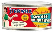 CIRE DES ANTIQUAIRES STARWAX Composé cire abeilles et d'essence de térébenthine