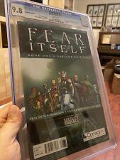 Fear Itself 1F ComicsPRO Variant CGC 9.8 2011