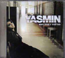 Yasmin-Why Dont You Go Promo cd single