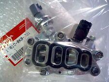 NIB GENUINE HONDA VTEC SOLENOID SPOOL VALVE Assembly W/ GASKET 15810-RKB-J01