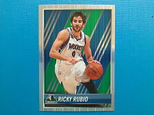 2014-15 Panini NBA Stickers Collection N.276 Ricky Rubio Minnesota Timberwolves