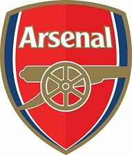 Fc Arsenal Vinyl DieCut Decal Logo Epl English Football Soccer 4 Stickers