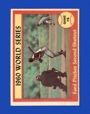 1961 Topps Set Break # 311 World Series Game 6 EX-EXMINT *GMCARDS*