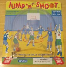 Schylling Jump 'n' Shoot basketball Shooting Card Game Toy GUC