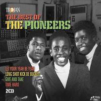THE PIONEERS - THE BEST OF THE PIONEERS SOFTPAK 2 CD NEU