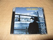 Carlos Franzetti - Songs for Lovers (2007) cd Ex + Condition