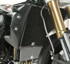 R&G RADIATOR GUARD COVER FOR TRIUMPH SPEED TRIPLE 2011-2015