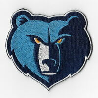 NBA Memphis Grizzlies Iron on Patches Embroidered Badge Patch Applique Emblem