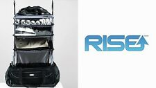 Rise Gear Glider Carry On BackPack Travel Bag Luggage Suitcase On Wheel