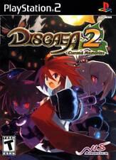 Disgaea 2: Cursed Memories PS2 New Playstation 2