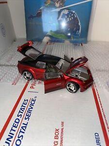 MotorMax Toys Die-Cast 1:24 PONTIAC RAGEOUS - Red/black