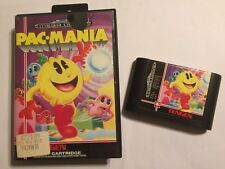 PAC-MANIA 1 X in Scatola Sega Mega Drive MegaDrive Gioco PAC-MAN CARTUCCIA PAC-MANIA
