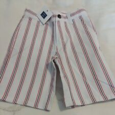 Janie and jack Nwt size 6 chino style striped shorts