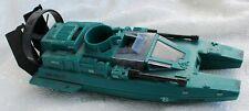 G.I. JOE / 1984 Action Figure - Hasbro Toys / Cobra Water Moccasin Fan Boat