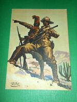 Cartolina Militaria Colonie - Gruppo Battaglioni CC. NN. d' Eritrea 1966.