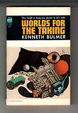 WORLDS FOR THE TAKING (Kenneth Bulmer/1st US/PBO)