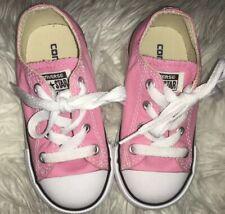 Zapatos Converse EE. UU. Talla 7 Rosa para Niñas   eBay