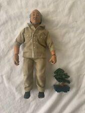 Mr Miyagi (NECA, Karate Kid) LOOSE authentic clothed action figure