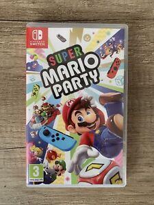 Jeu Nintendo Switch Super Mario Party