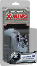 Star Wars X-Wing - Intercepteur TIE Expansion Pack -  FFSWX09 - NEUF FRENCH