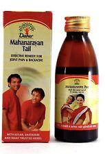 Dabur Mahanarayan Tail For Joint Pain Backache Massage Herbal Oil - 100ml