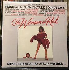 sealed OST STEVIE WONDER & DIONNE WARWICK / THE WOMAN IN RED 1984 Motown 6108ML