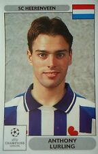 Panini 149 Anthony Lurling SC Heerenveen UEFA CL 2000/01