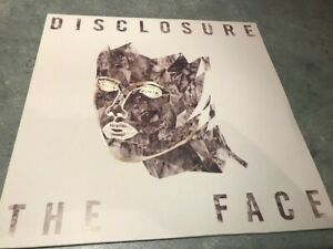 """DISCLOSURE THE FACE 12"""" EP ABSOLUTELY MINT COPY"""