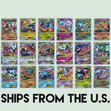 Pokemon Mega EX lot 18pcs Holo Charizard Blastoise and more NM/M! ALL MEGA EX!!!