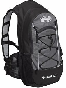 Held Motorrad Rucksack To-Go mit Brust- und Bauchgurt 12 Liter Volumen
