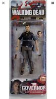 "THE GOVERNOR The Walking Dead amc TV Show 5"" inch Figure McFarlane Series 4 2013"