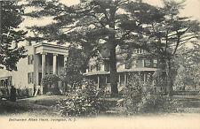 Old Bible Home / Bethanien Alten Heim ~IRVINGTON NJ~ Seldom Seen Postcard, 1910