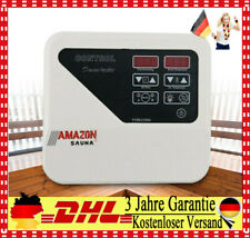 3-9 KW Sauna External Controller Saunasteuergerät Saunasteuerung DHL