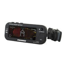 Fishman FT-4 Clip-On Digital Tuner and Metronome