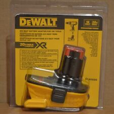 Genuine Dewalt DCA1820 Convertor- 20-Volt Max Battery Adapter for 18-Volt Tool.