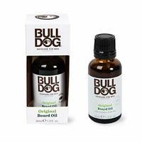 Bulldog Skincare Original Beard Oil - 1 fl oz (30 ml) Aloe Green tea - NIB