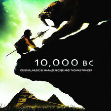 NEW 10,000 BC (Harald Kloser & Thomas Wander) (Audio CD)