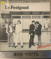 Dr FEELGOOD 'Malpractice' 1975 Vinyl Lp A1 / B1 United Artists VG+ / EX CON
