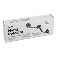 Metal Detector LCD Screen Waterproof Deep Target Power Coil Treasure Hunt