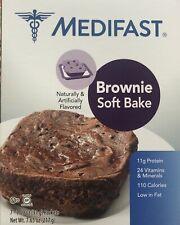 Optavia Medifast Brownie Soft Bake 7 Meals New Last One