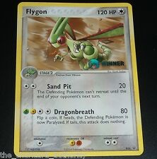 Flygon # 025 WINNER Nintendo Black Star Promo 25 Pokemon Card NEAR MINT