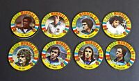 RARE WC World Cup 82 vignettes stickers - FRANCE - PLATINI