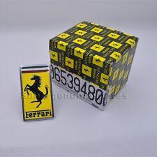 Genuine Ferrari Front Hood Bonnet Badge Emblem  65394800 Brand New