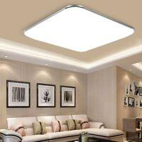 24W LED Deckenleuchte Panel Wandlampe Wohnzimmer Deckenlampe Badlampe Weiß IP44