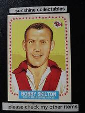 2015 INSIDE SIXTIES CARD BOBBY SKILTON SOUTH MELBOURNE