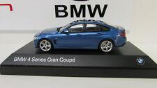 BMW 4 SERIES GRAN COUPE (F36) -  Estoril Blue - 1/43