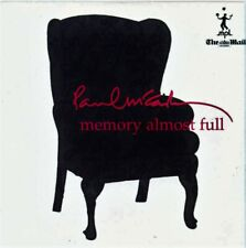 PAUL McCARTNEY - Memory Almost Full Daily Mail Promo CD 13 tracks